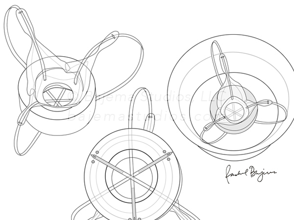 Medical Device/Patent Illustrations